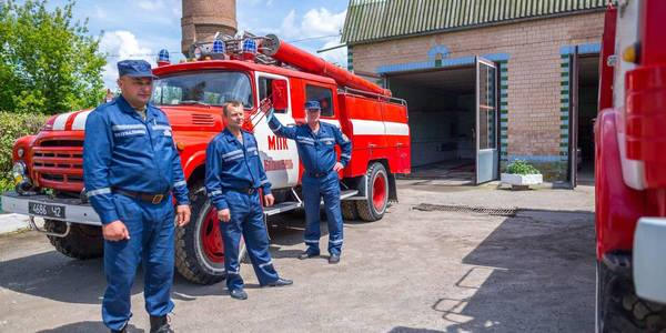 Collection of best local self-government practices in the field of civil protection and hromada safety
