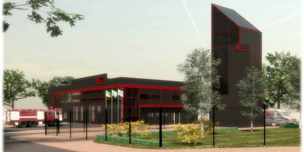 Avanhardivska AH started Safety Centre construction