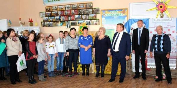 Rural multimedia library opened in Illinetska urban AH