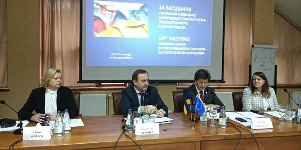 By joint efforts we will be able to open another airspace connecting Ukraine and the EU - Vyacheslav Nehoda
