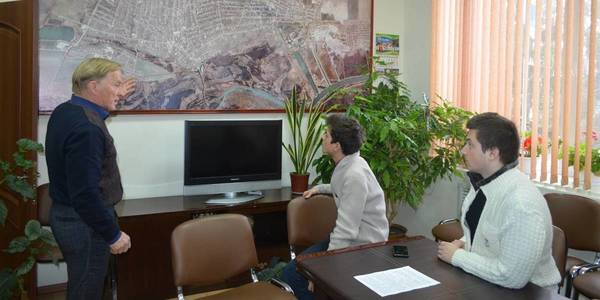 High school pupils of Bilyayevska AH became hromada managers for one day