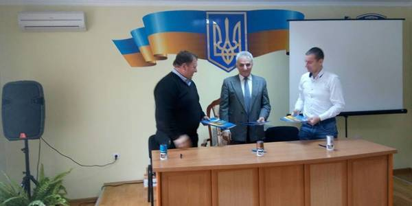Three inter-municipal cooperation agreements have been signed in one go in Rivne oblast