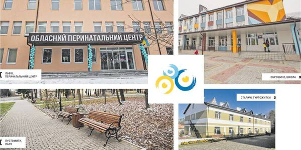 Groysman's Government for Lviv Oblast