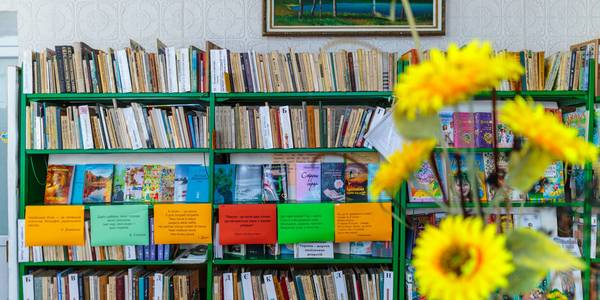 There should be one library per 500-800 hromada residents – Governmental regulation