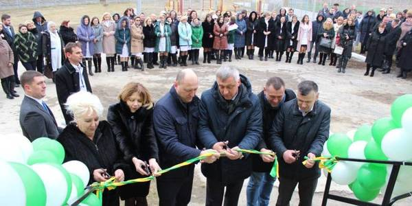 Primary healthcare centre opened in Humenetska AH