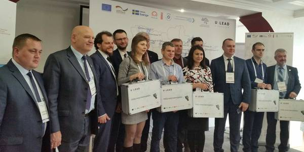 New level of energy management in hromadas