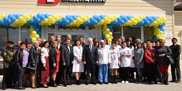Modern outpatient clinic started working in Hannivska AH