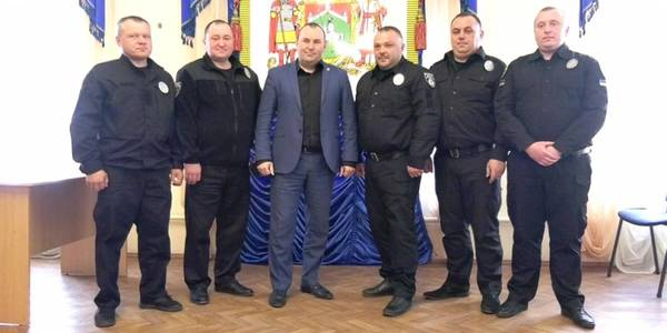 Municipal guard created in Tetiyivska AH