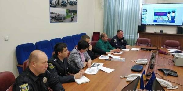 """Police Officer of Hromada"" project launched in Kyiv Oblast"