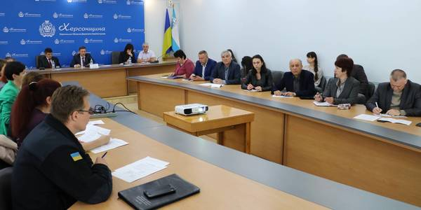 Next phase of decentralisation to be prepared in Kherson Oblast