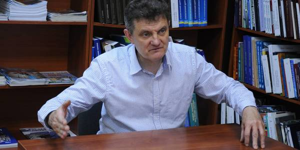 """I do not guarantee that decentralisation ideas will penetrate the new Parliament, but I can foresee that it will not last long if this does not happen,"" Yuriy Hanushchak"