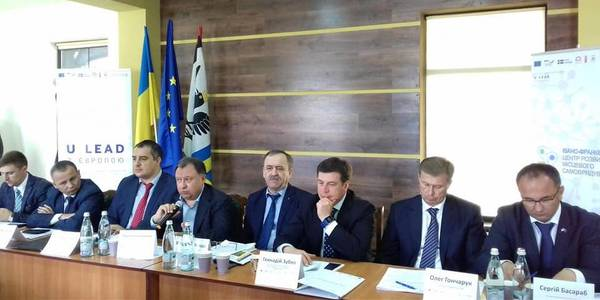 "Fifth part of a large-scale project ""Carpathian Network of Regional Development"" accounted for support to Carpathian hromadas' initiatives"