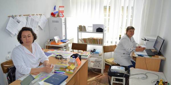 Dismissal and new equipment: development of hospital in Zabolotivska AH