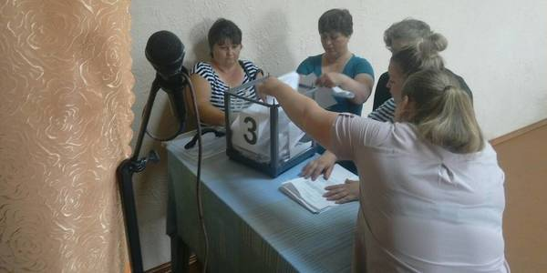 Residents of Kateryno-Platonivka village council voted to join Konoplyanska AH