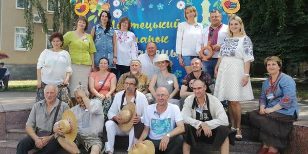 Traditions in AH: second potmakers' festival held in Menska hromada