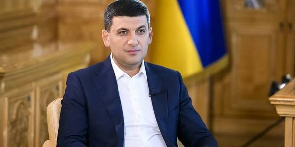 Decentralisation has become one of the most effective changes, - Volodymyr Groysman