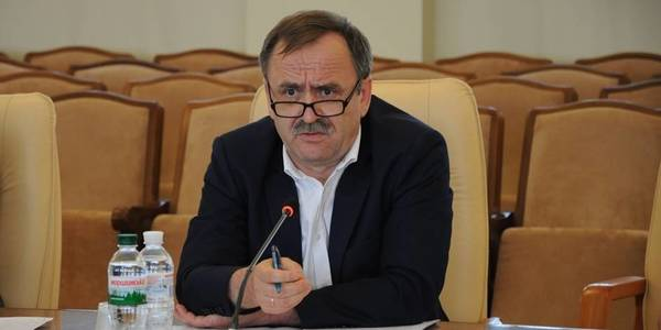 It is high time to resolve not only fundamental, but also specific issues of administrative and territorial structure of the country - Vyacheslav Nehoda