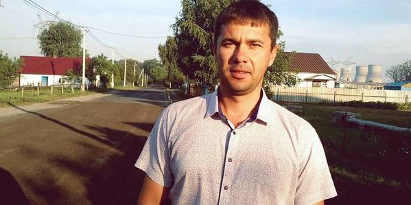 Roman Khondoka, starosta from Varaska AH, told about changes in village after amalgamation