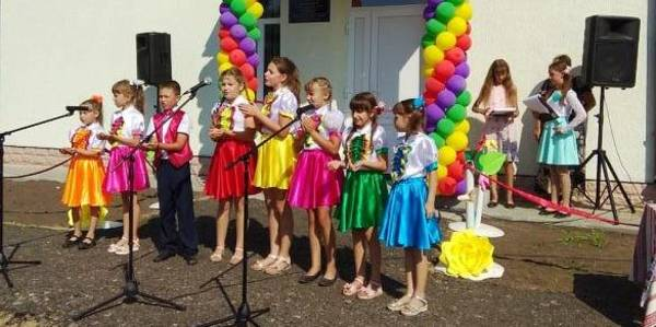 Modern kindergarten built from scratch opened in Bilotserkivska AH
