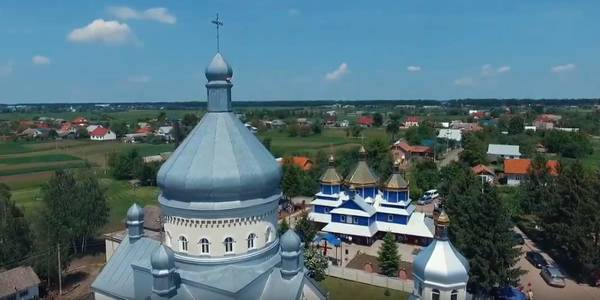 Mateyivetska amalgamated hromada implemented bell tower restoration project