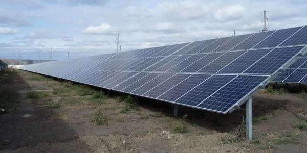 Solar power plant to be built in Pryiutivska AH
