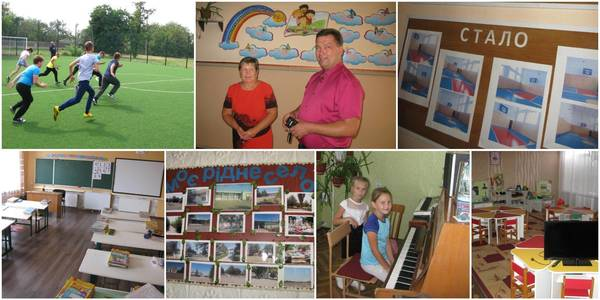 """School and village prospects are different things…"" Report from Prysyvaska AH"