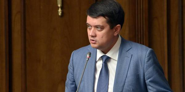 Local elections in Ukraine will take place in autumn 2020, – head of Verkhovna Rada