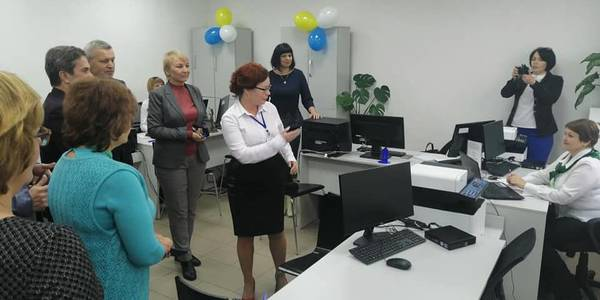 A modern European level ASC opened in Kulykivska hromada
