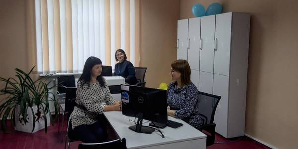 Berezdivska AH in Khmelnytskyi Oblast created a system of administrative service delivery
