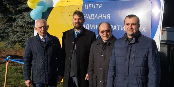 Mobile ASC started work in Ustyluzka AH