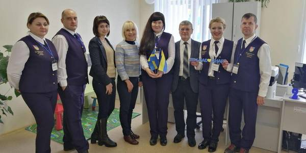 Administrative service delivery system launched in Bilotserkivska AH