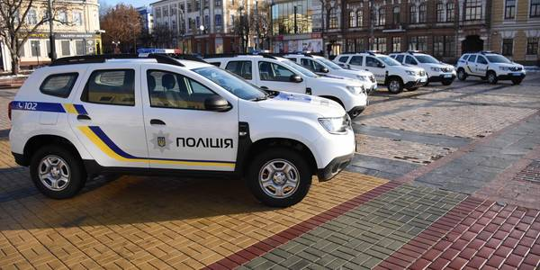 Hromada police officers started their work in Kirovohrad Oblast