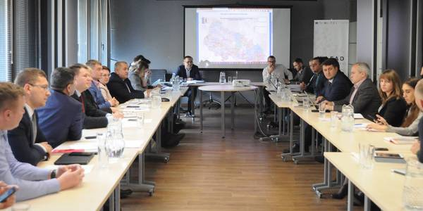 Consultations on future perspective plans of oblasts started