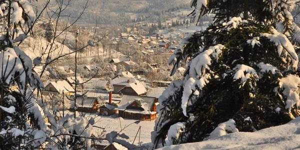 "Prospect of Slavska AH. 95% of hromada residents say ""Yes"" to a new resort development"