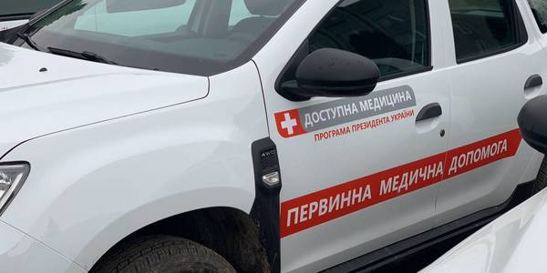 Medical workers of Ternopil Oblast received 70 new cars