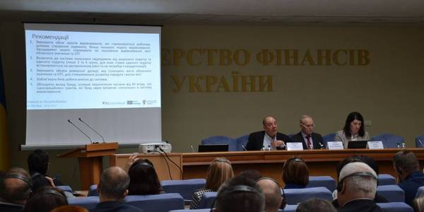 The mechanism of horizontal alignment of local budgets is to be adjusted to modern conditions, according to the Ministry of Finance