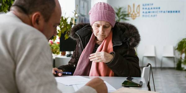 The Ministry of Social Policy of Ukraine Recommends to Provide Administrative Social Services by ASC