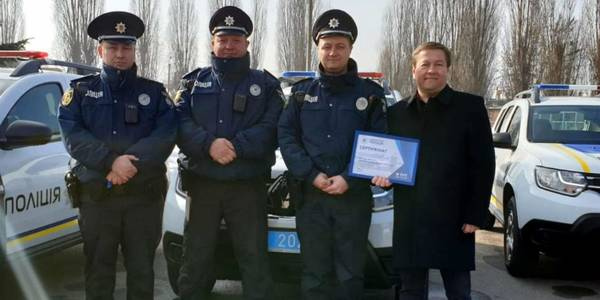 'Such policemen have not been seen before': Pisochynska AH officer commented upon the difference from a district militia officer and people trust