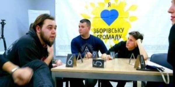How Zboriv AH youth implements communicative initiatives