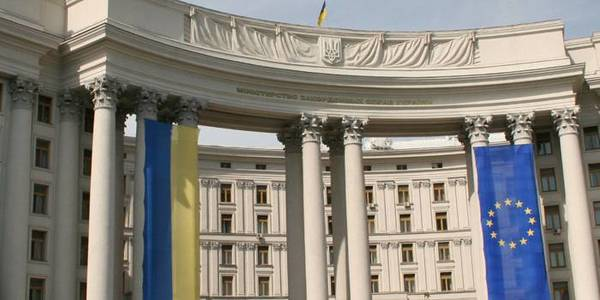 The Ministry of Foreign Affairs of Ukraine is outraged by attempts of Bulgaria to interfere in the internal affairs of Ukraine