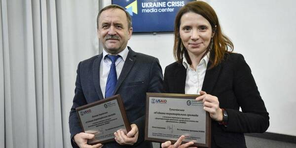 The USAID DOBRE Programme has announced a list of 25 new hromadas-partners