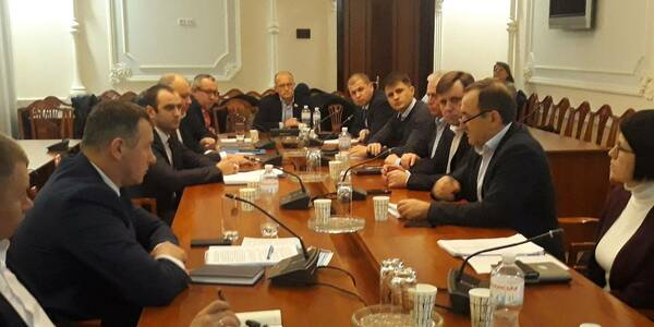 The future of rayon councils: a special work group will be created in the parliamentary committee