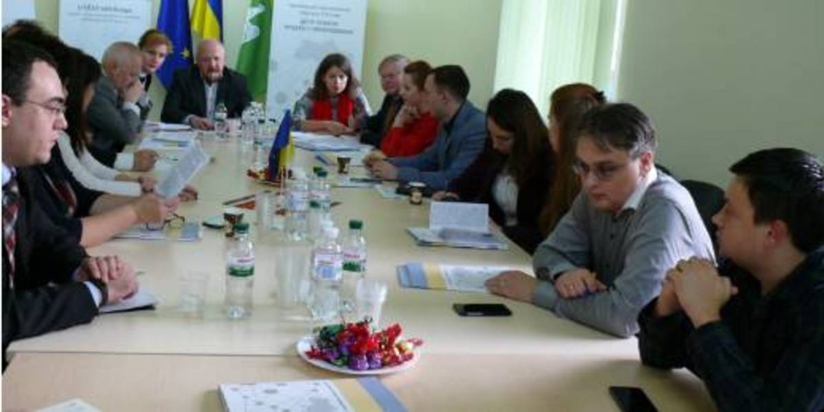Further development of AHs in Chernivtsi Oblast – expert discussion