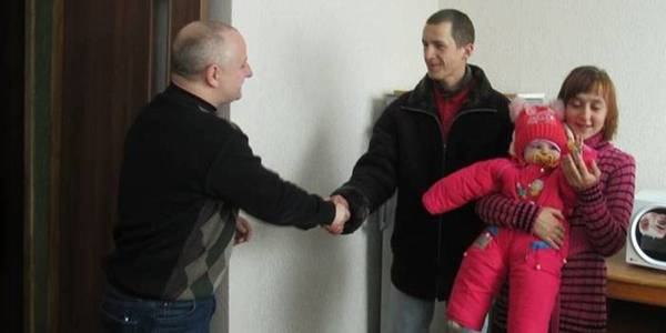 Orphans are being provided with housing in Talnivska AH