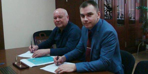 Two AHs in Kirovohrad Oblast signed memorandums on land acquisition outside settlements