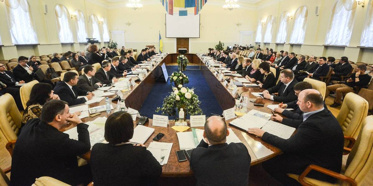 Decentralisation: Oblast State Administrations are to fulfill range of essential tasks by April