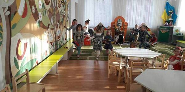 "Operation ""Decentralisation"". New modern kindergarten was opened in village of Molodavo"