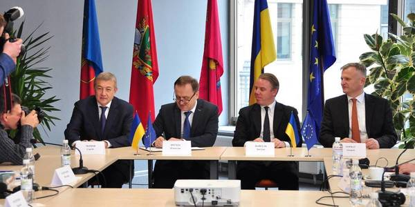 Peer-to-peer: regions and communities of Ukraine and EU will exchange experience and best practices of local self-government