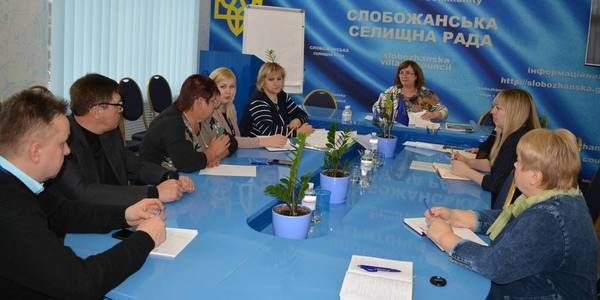 Residents of Slobozhanska AH-authors of hromada development projects can get UAH 100 thousand each