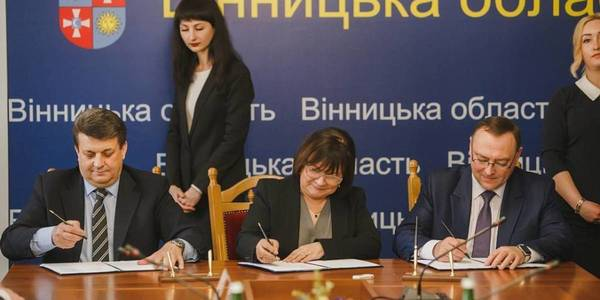 Ten-year cooperation between DESPRO and Vinnytsia Oblast to be continued